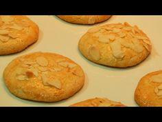 Receta fácil de pastas de almendras - YouTube