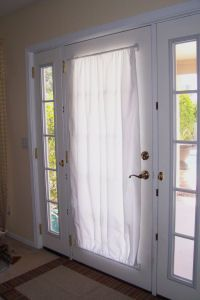 front door curtains diy?? | dream home | pinterest | front door
