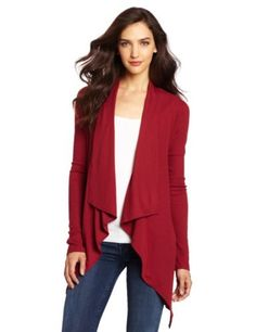 Three Dots Women's Open Cardigan Three Dots. $115.20. Made in USA. Machine Wash. Long Sleeve Cardigan. With Pockets. 48% Supima Cotton/48% Modal/4% Spandex