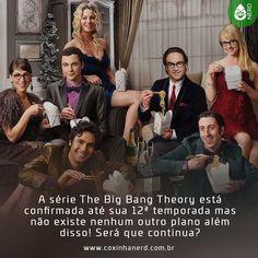 #CoxinhaNews Torcendo para que continue! SHELDON 4EVER!  #TimelineAcessivel #PraCegoVer  Imagem pôster da série The Big Bang Theory com todos os personagens comendo comida chinesa e a legenda: A série The Big Bang Theory está confirmada até sua 12ª temporada mas não existe nenhum outro plano além disso! Será que continua?   TAGS: #coxinhanerd #nerd #geek #geekstuff #geekart #nerd #nerdquote #geekquote #curiosidadesnerds #curiosidadesgeeks #coxinhanerd #coxinhaseries #series #seriados…