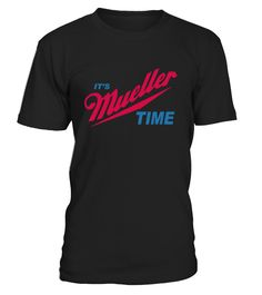 Cheer on Robert Mueller and his Trump investigation; hope for impeachment, It's Mueller Time Shirt, Comfortable t-shirt with bright graphics.      TIP: If you buy 2 or more (hint: make a gift for someone or team up) you'll save quite a lot on shipping.      Guaranteed safe and secure checkout via:    Paypal | VISA | MASTERCARD      Click the GREEN BUTTON, select your size and style.      ▼▼ Click GREEN BUTTON Below To Order ▼▼       THANK YOU!       To contact us via e-mail, please g...