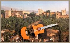 Guitar collection USBmemory  Classic type  Recuerdos de la Alhambra