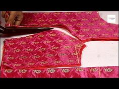 Princess cut blouse drafting and cutting step by step very Easy, How to make princess cut blouse,, Princess cut blouse cutting and stitching in Hindi https:/. Blouse Back Neck Designs, Sari Blouse Designs, Designer Blouse Patterns, Dress Sewing Patterns, Sari Design, Princess Cut Blouse, Blouse Tutorial, Sewing Blouses, Sewing Shorts