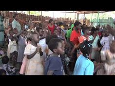 Uganda Children Sing Praise Ye The Lord-Operation Christmas Child