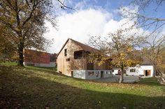 Gallery of Conversion Mill Barn / Beck + Oser Architekten - 2