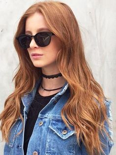 Pumpkin spice hair is one of fall's biggest hair trends. The trend features gorgeous copper undertones
