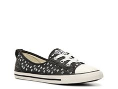 Converse Chuck Taylor All Star Floral Dainty Ballet Slip-On Sneaker - Womens