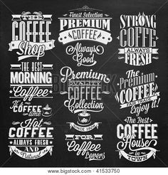 blackboard typography - Penelusuran Google