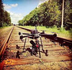 aerial drones, muticopter, aerial video, aerial photography, flight, fly, video, DSLR, railroad,  #drones #multicopter