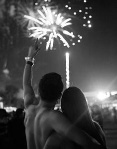 We have amazing chemistry and we see fireworks!.. YES AND our kisses are like fourth of july fireworks her and I :D