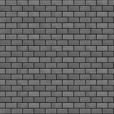 Textures Texture seamless | Metal brick facade cladding texture seamless 10287 | Textures - MATERIALS - METALS - Facades claddings | Sketchuptexture
