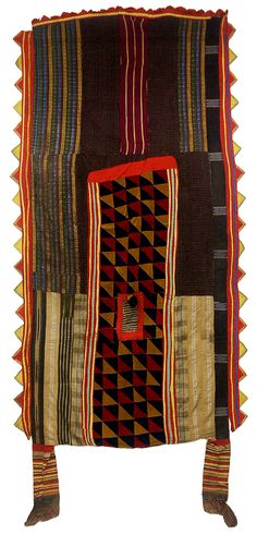 Yoruba Egungun Costume 4, Nigeria #Africa #African #Yoruba