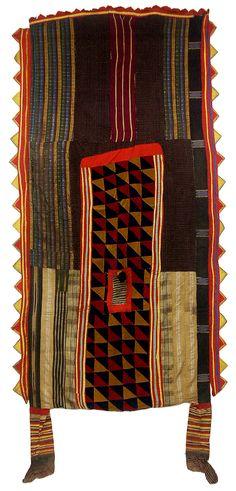 Yoruba Egungun Costume 4, Nigeria