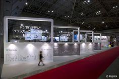 実績紹介|株式会社フジヤ| 展示会・イベント・商業施設の空間トータルコーディネイト