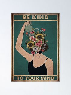 be kind quotes Poster