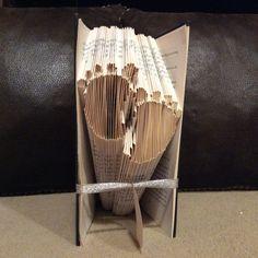 Book Art - Baby Feet