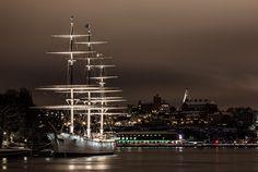 Free Image on Pixabay - Sailboat, Water, Stockholm, Ship