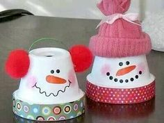 Ten Easy Christmas Crafts For Kids Easy Christmas Crafts, Christmas Projects, Simple Christmas, Winter Christmas, Christmas Holidays, Christmas Decorations, Christmas Ornaments, Christmas Ideas, Christmas Snowman