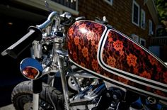 Old School Motorcycle Paint Jobs   Custom Paint question. - The Sportster and Buell Motorcycle Forum