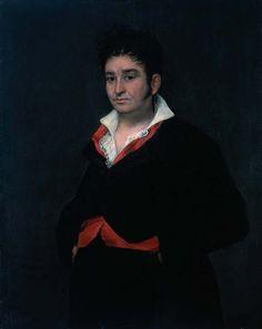 Goya: Me encanta còmo pinta a los poderosos de su època, la monarquìa..