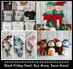Black Friday Sale going on right now in the My Fancy Princess Facebook VIP group! http://www.facebook.com/groups/myfancyprincess