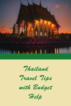 From someone who spent nearly 60 days in the country, check out this great budgeting advice for a visit to Thailand. Khao Lak Beach, Ao Nang Beach, Railay Beach, Karon Beach Phuket, Lamai Beach, Beach Cocktails, Budget Help, Thailand Travel Tips, Koh Chang