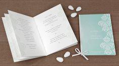 Libretti messa delicati e romantici