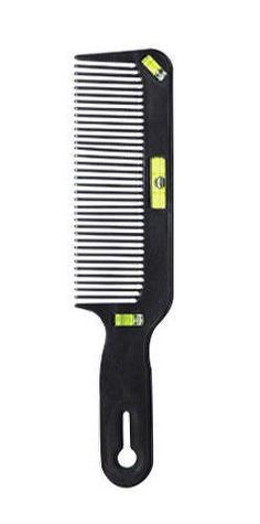 Flat Top Hair cutting-styling clipper comb w/levels Scalpmaster