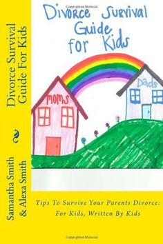 Divorce Survival Guide For Kids: Tips To Survive Your Parents Divorce: For Kids, Written By Kids. how divorce affects kids, divorce and kids Divorce Counseling, Counseling Psychology, Counseling Activities, School Psychology, Elementary School Counseling, School Social Work, School Counselor, Family Therapy, Play Therapy