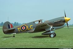 Curtiss P-40E Warhawk aircraft picture