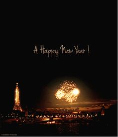 This is a GIF - Animated Pin: of a New Year Fireworks Display in Paris ✭ Pinterest users can now view the animation by clicking the play button in the lower left-hand corner of the pin. ✭ Please  let Artistry International know if you cannot view the animation.  Enjoy!