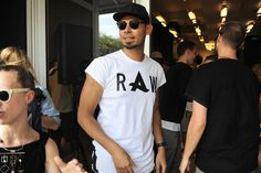 Casualty is key #whatdjswear #Afrojack #G-Star #capsule #collection #streetstyle