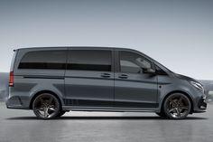 Topcar präsentiert Inferno-Body-Kit für die Mercedes V-Klasse