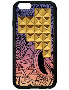 シャレてる!ヘナタトゥiphone6 ケースアメカジ 海外ブランド コーデの画像 | 海外セレブ愛用 ファッション iphoneケース 5s iphone6…