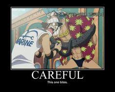 One Piece- Franky