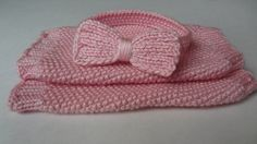 Soft Pink Knit Baby Girl Legwarmers and headband with the bow,Baby Girl Legwarmers,Photo Props, Baby Girl headband, Bow Headband,Pink leg warmers