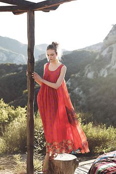Santee Maxi Dress - anthropologie.com