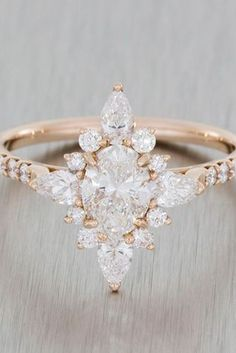 24 Engagement Rings So Beautiful They'll Make You Cry - Reverie