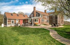 "The Rice/Valentine House or ""Valley Farm"" Circa 1716 50 Cherry St. Northborough, Massachusetts, 01532"