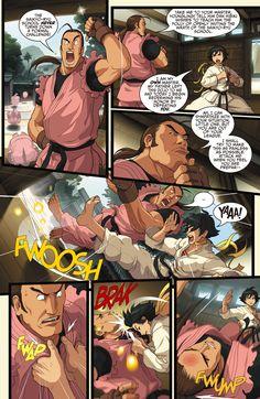 Street Fighter II Turbo Issue #11 - Read Street Fighter II Turbo Issue #11 comic…