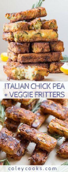 ITALIAN CHICK PEA +