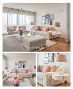 Home Design Living Room, Home And Living, Pinterest Room Decor, Diy On A Budget, Cozy House, Colorful Decor, Diy Home Decor, Indoor, House Design