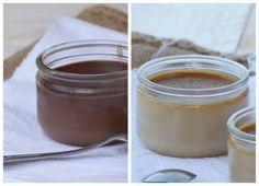 Chic, chic, chocolat...: Petits pots de crème au chocolat ou au café
