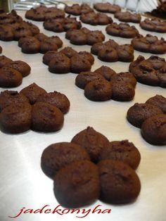 Nyomós keksz - kakaós