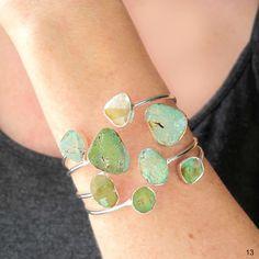 Rustikale Sommer Schmuck-Sommer Geschenk von AmysLeatherLane