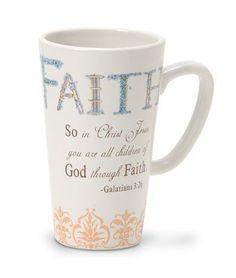 Galatian 3.26 mug