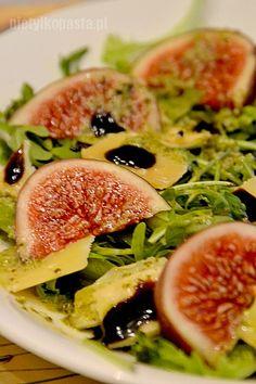 Sałatka z figami