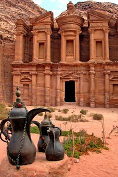The Monastery, Petra - For further information, a map, & photos:  http://www.amazingplacesonearth.com/