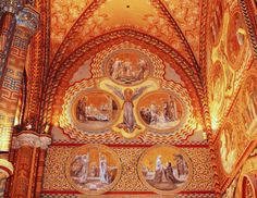 Matthias Church, Buda Castle Tour - Budapest Sightseeing Tour -  Budapest Urban Walks - Private & Group Tours in Budapest