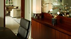 Study presidential suite